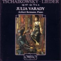 Tschaikowsky Lieder; Varady