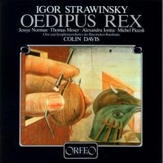 Jessye Norman (Джесси Норман): Strawinsky Oedipus Rex