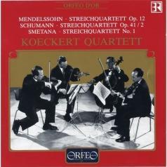 Smetana+ Koeckert Quartett