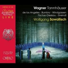 Wagner Tannhauser; Sawallisch