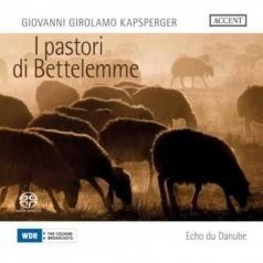 Giovanni Girolamo Kaspberger (Иоганн Иероним Капсбергер): I Pastori Di Bettelemme