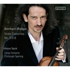 Bernhard Molique (Бернар Молик): Violin Concertos No. 3 And 6