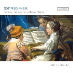 Gottfried Finger (Готфрид Фингер): Sonatae Pro Diversis Instrumentis Op. 1