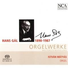 Istvan Matyas (Истван Матиас): Gal: Samtliche Orgelwerke (Weltpremiere)