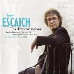 Thierry Escaich (Тьерри Эскеш): Live Improvisation