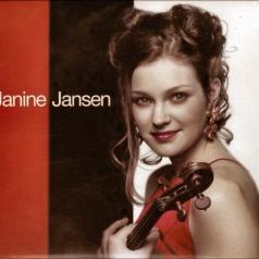 Janine Jansen (Янин Янсен): Tchaikovsky/ Saint-Saens