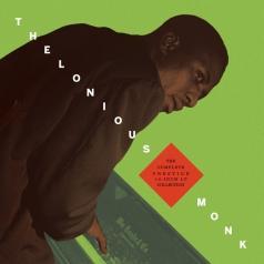 Thelonious Monk (Телониус Монк): The Complete Prestige 10-Inch LP Collection