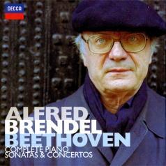 Alfred Brendel (Альфред Брендель): Beethoven: The Piano Sonatas & Concertos