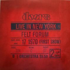 The Doors: Live In New York