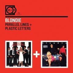 Blondie (Блонди): Parallel Lines/ Plastic Letters