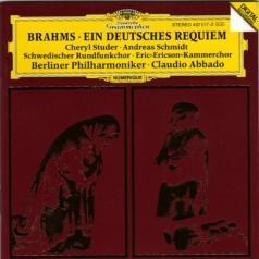 Claudio Abbado (Клаудио Аббадо): Brahms: Ein Deutsches Requiem Op.45