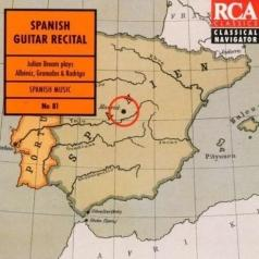 Julian Bream (Джулиан Брим): Spanish Guitar Recital