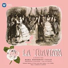 Maria Callas (Мария Каллас): La Traviata (1953)