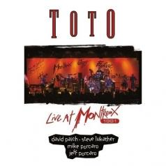Toto (Тото): Live At Montreux 1991