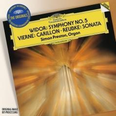 Simon Preston (Саймон Престор): Widor: Symphony No.5