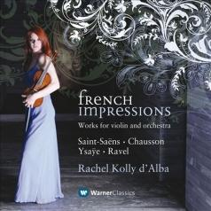 Kolly D'Alba: French Impressions