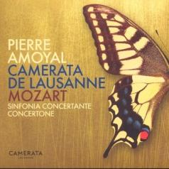 Camerata Lausanne (Камерата Лаусанне): Sinfonia Concertante & Concertone