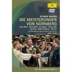 James Levine (Джеймс Ливайн): Wagner: Die Meistersinger von N?rnberg