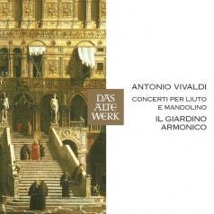 Il Giardino Armonico (Гармонический сад): Concertos For Lute And Mandolin (Daw 50)