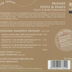 Mozart: Flute & Harp Concertos