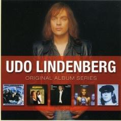 Udo Lindenberg (Удо Линденберг): Original Album Series