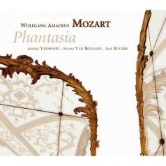 Jane Rogers (ДжейнРоджерс): Phantasia/Clarinet De Basset+Alto+Piano