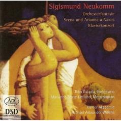 Klavierkonzert/Fantasie Op. 11/Arianna A Naxos (Forgotten Treasures, Vol. 8)