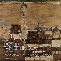 Musica Saeculorum: Bruckner, Anton/Pange Lingua: Motetten/Musica Saeculorum, Philipp Von Steinaecker