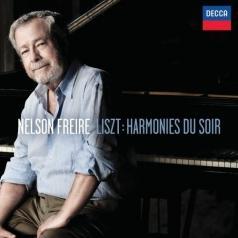 Nelson Freire (Нельсон Фрейре): Liszt: Harmonies Du Soir