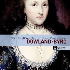 The Hilliard Ensemble (Зе Хиллиард-Ансамбль): Dowland & Byrd: The Hilliard Ensemble