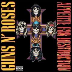 Guns N' Roses (Ганз н Роузес): Appetite For Destruction