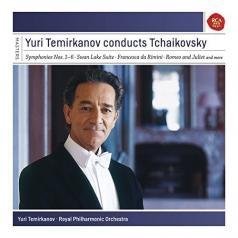 Юрий Темирканов: Yuri Temirkanov Conducts Tchaikovsky