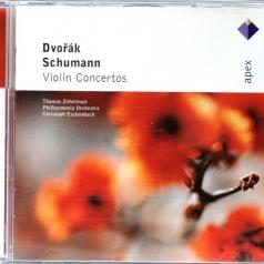 Thomas Zehetmair (Томас Цетмайр): Violin Concertos