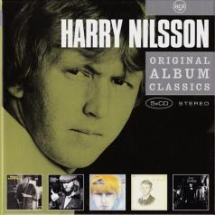 Harry Nilsson (ГарриНилсон): Original Album Classics