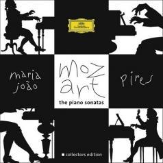 Maria Joao Pires (Мария Жуан Пиреш): Mozart: Piano Sonatas