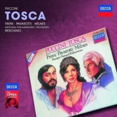 Luciano Pavarotti (Лучано Паваротти): Puccini: Tosca