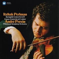 Itzhak Perlman (Ицхак Перлман): Violin Concertos - Perlman, Previn/Pittsburgh