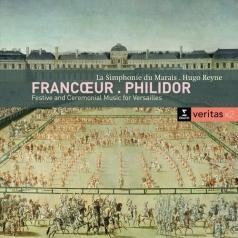 Hugo Reyne (Хьюго Рейн): Symphonies/Marches