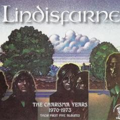 Lindisfarne: The Charisma Years (1970-1973)