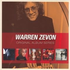 Warren Zevon (Уоррен Зивон): Original Album Series