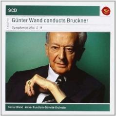 Gunter Wand (Гюнтер Ванд): Symphonies Nos. 1-9 - Sony Cla