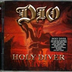 Dio (Ронни Джеймс Дио): Holy Diver Live