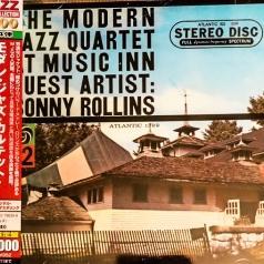 The Modern Jazz Quartet (МодернДжазКвартет): At Music Inn Guest Artist: Sonny Rollins