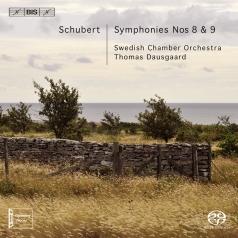Swedish Chamber Orchestra (Шведский камерный оркестр): Sinfonien 8 und 9