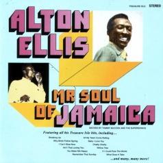 Alton Ellis (Элтон Эллис): Mr Soul Of Jamaica