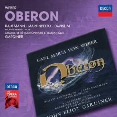 John Eliot Gardiner (Джон Элиот Гардинер): Weber: Oberon