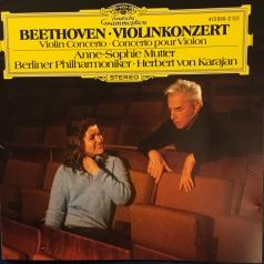 Anne Sophie Mutter (Анне-Софи Муттер): Beethoven:Violin Concerto