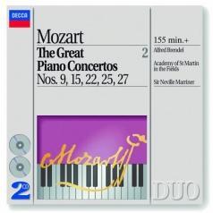 Alfred Brendel (Альфред Брендель): Mozart: Great Piano Concertos 2