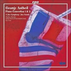 Markus Becker: Piano Concertos 1 & 2
