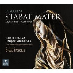 Julia Lezhneva (Юлия Лежнева): Stabat Mater, Laudate Pueri & Confitebor